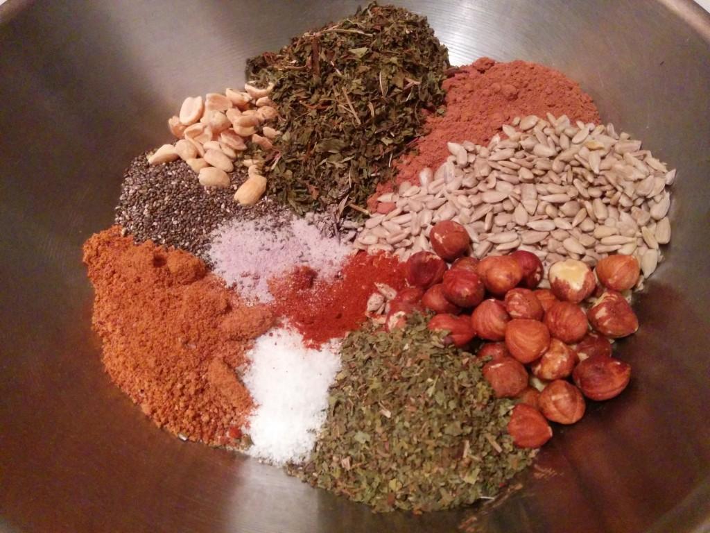 All natural Soylent mix