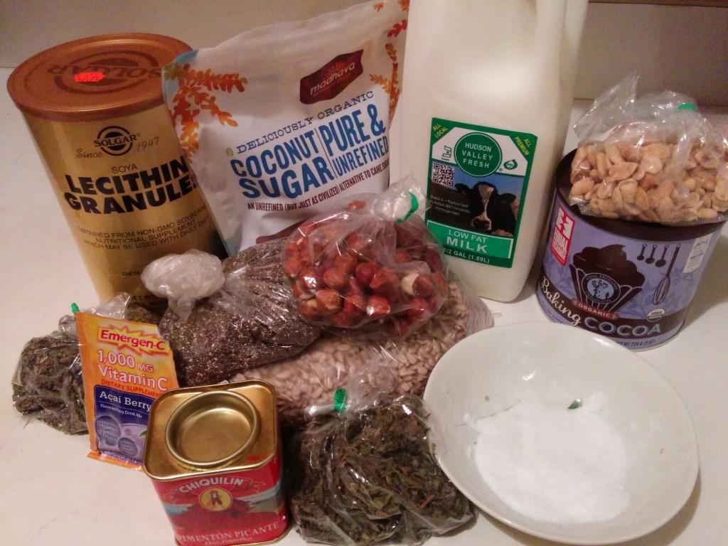 Natural Soylent Ingredients