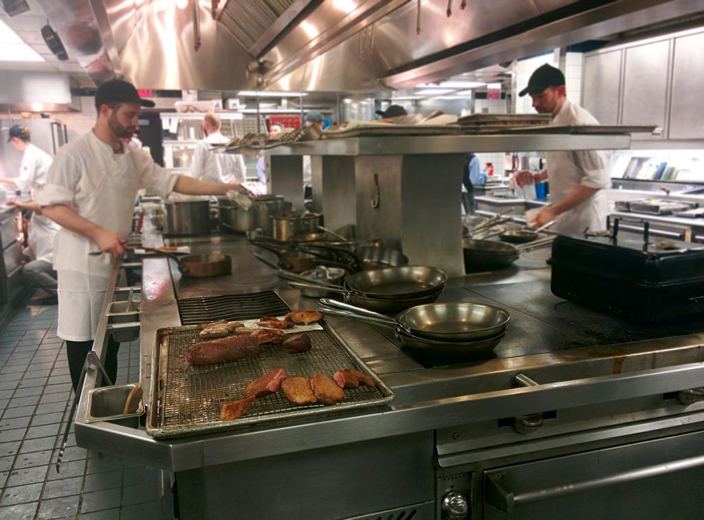 Gramercy Tavern Kitchen